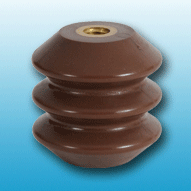 Cycloaliphatic insulator for railway applications