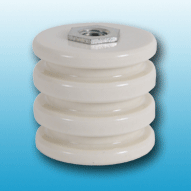 Ceramic standoff insulator for high temperature